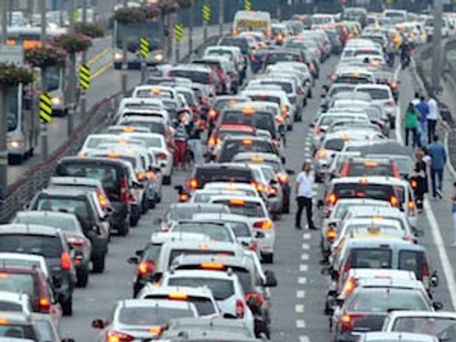 """""""Hız limitinin artırılması trafiği rahatlatacak"""""""