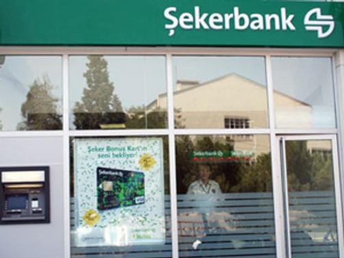 Şekerbank'ın 3. çeyrek kârı 30.5 milyon lira