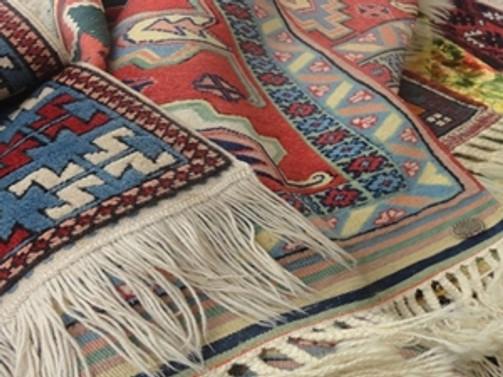 Elazığ'dan ABD'ye el dokuma halı ihracatı