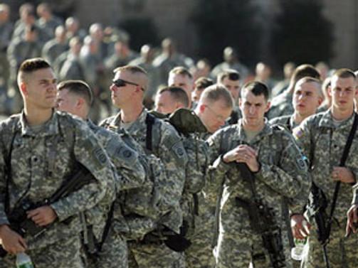 ABD Irak'a 130 asker daha gönderdi