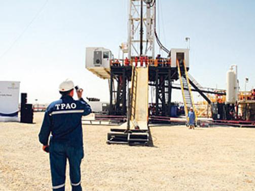 TPAO, şirket hisselerini Kazaklara devretti