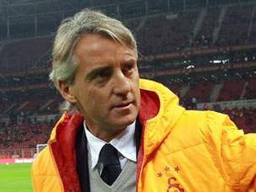 Mancini'nin sözleşmesi feshedildi
