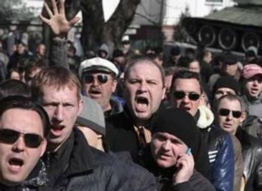 Kırım Tatarları'na sürgünü hatırlatan referandum