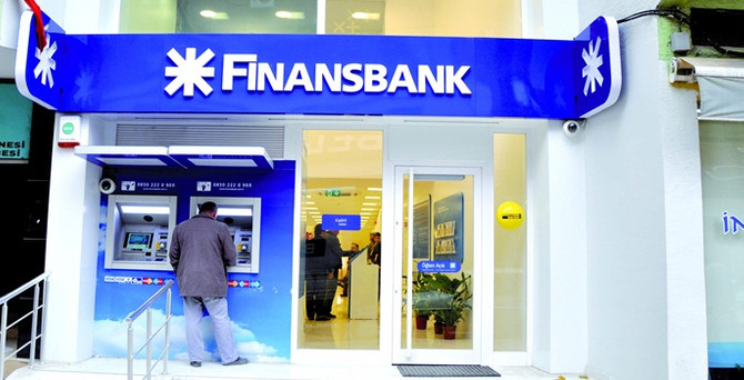 Finansbank'tan 283 milyon lira net kâr