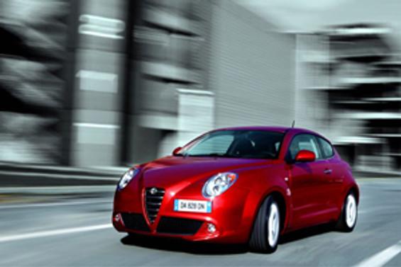 Alfa Romeo MiTo, sınıfının en iyi otomobili seçildi