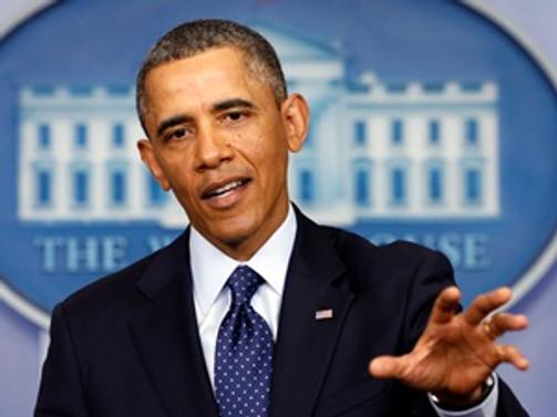 Obama, Sisi'yi kutladı