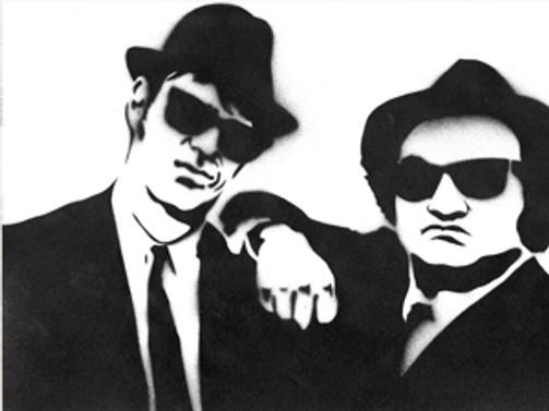 """""""Blues Brothers""""le coşacağız"""