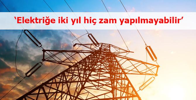 """""""Elektriği pahalı yatırımlar yapmadan ucuzlatabiliriz"""""""