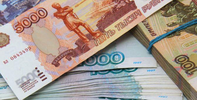 İşgal rubleyi vurdu, Rusya faizi artırdı
