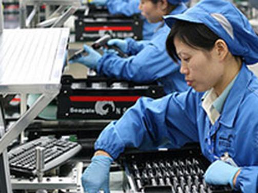 Çin şirketlerin kârı arttı