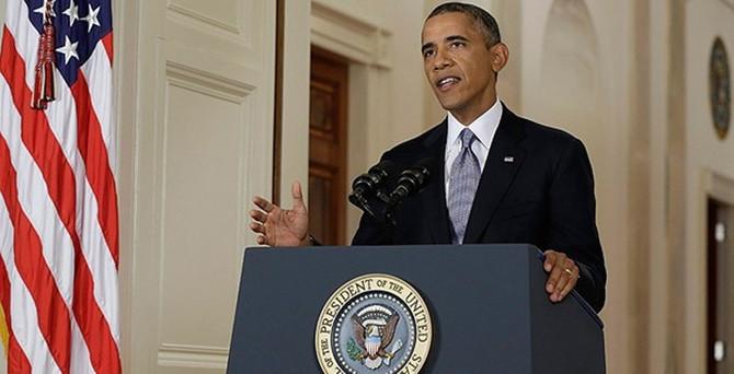 Obama'dan IŞİD'e: Amerika unutmaz