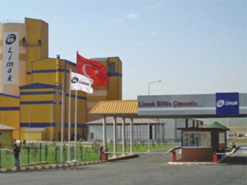 Limak Çimento'dan iki yeni fabrika