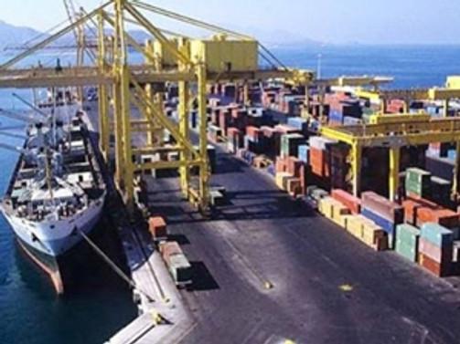 Kocaeli'nin ithalatı yüzde 127 arttı