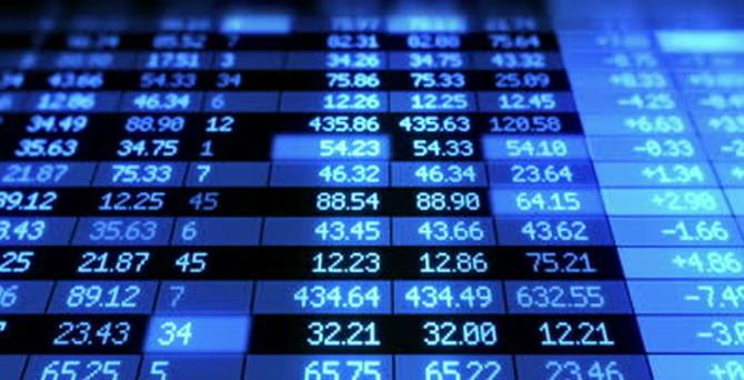 Borsa yüzde 2,18 düştü