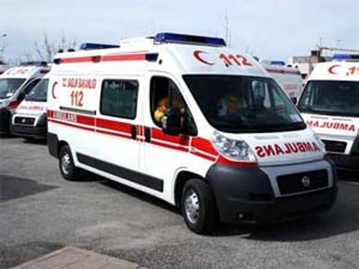 Türkiye'de kaç ambulans var?
