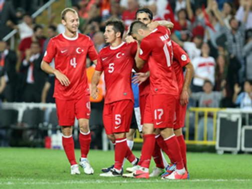 Türkiye FIFA'da en iyi 38'inci
