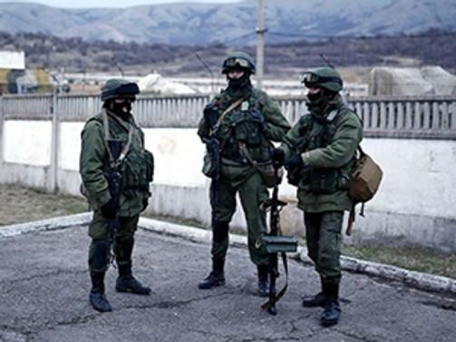 Ruslar, Ukraynalı askerleri rehin aldı!