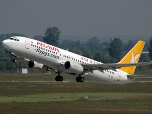 Pegasus 9 milyon yolcu taşıdı