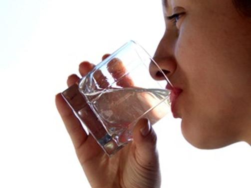 Yılbaşında bol bol su için
