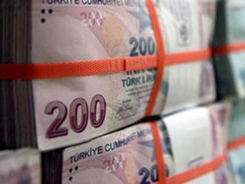 Hazine 4.8 milyar lira borçlandı