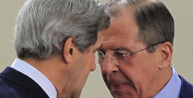 Kerry ile Lavrov uzlaşamadı