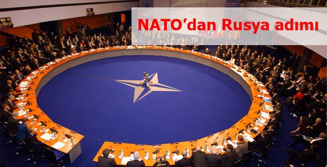 NATO, Rusya ile askeri toplantılarını durdurdu