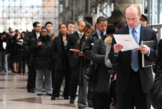 ABD'de işsizlik maaşı başvuruları 484 bin oldu
