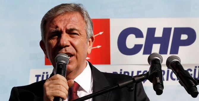 """""""MHP ile seçim ittifakı düşünmüyoruz"""""""