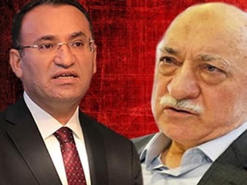 """Bozdağ'dan Gülen için """"kırmızı bülten"""" açıklaması"""