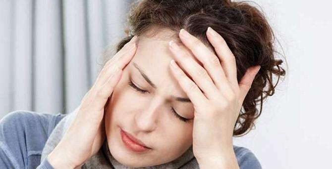 Her 4 kadından birinin başı ağrıyor