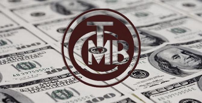 Merkez Bankası rezervleri 74 milyon dolar arttı