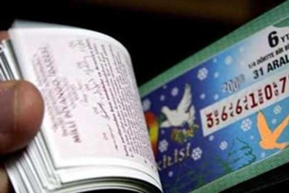Yılbaşı özel çekiliş biletleri satışa sunuldu