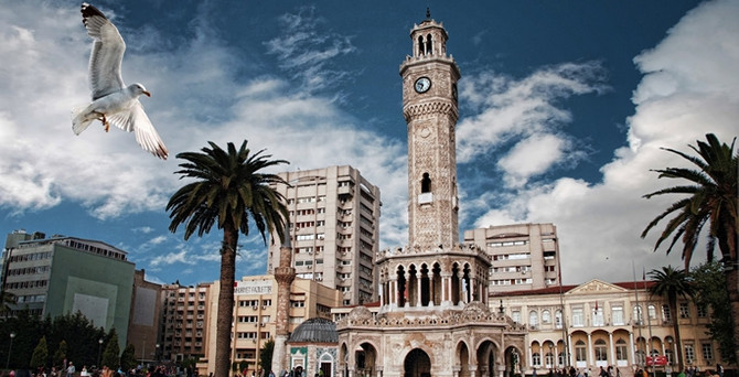 İzmir, fuarcılıkta fark yarattı