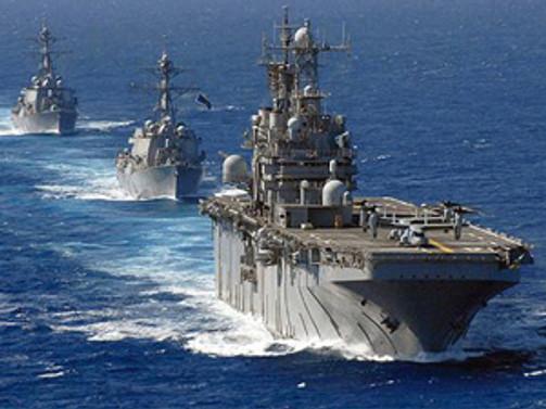 Fransa Rusya'ya savaş gemisi verecek