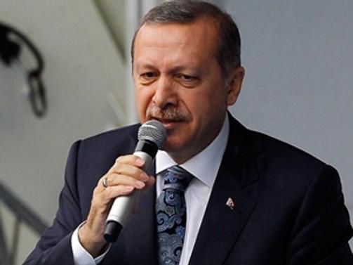 Erdoğan Eskişehir'de de CHP'ye yüklendi