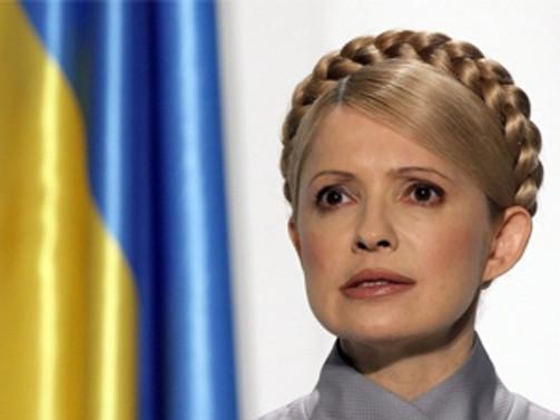 Timoşenko aday olmayı planlıyor