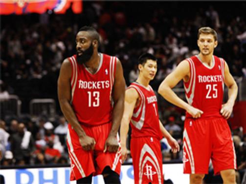 Houston Rockets, Doğu liderini devirdi