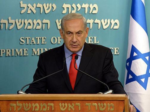 Netanyahu'dan sükunet temennisi