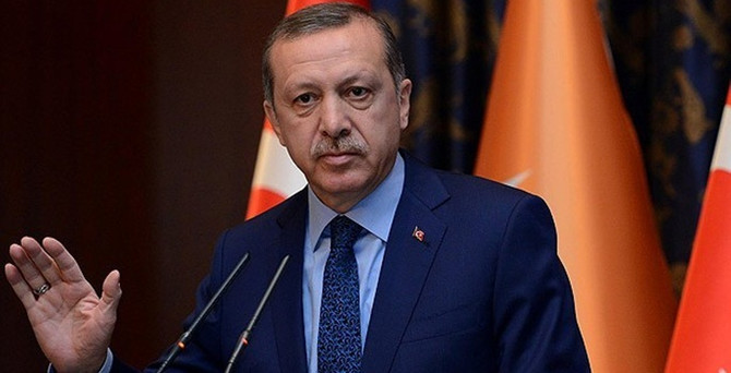 Erdoğan: Paralel yapının para toplamasına izin vermeyeceğiz