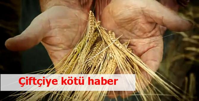 Elektrik borcu olan çiftçiye kötü haber