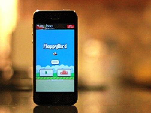 Flappy Bird'lü iPhone 6 bin 300 liradan satılıyor