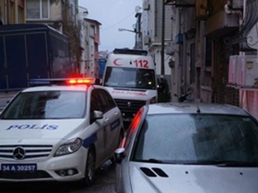 Beyoğlu'nda çifte cinayet