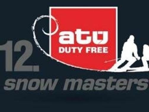 12. Snow Masters'a ATÜ Duty Free sponsor oldu