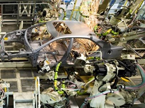 Sakarya'nın ihracatını otomotiv sektörü taşıdı