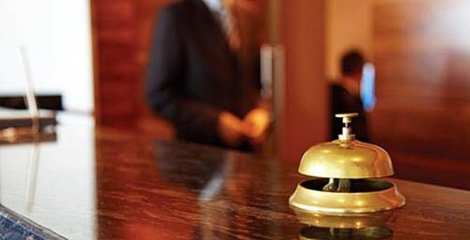 Otel doluluklarında düşüş sürüyor