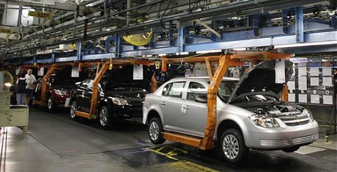 Türkiye'nin otomobil üretimi artıyor