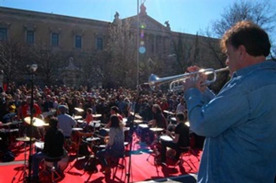 Madrid'de 'kültürü savunmak' için büyük buluşma