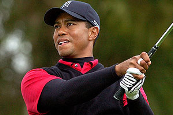 Tiger Woods halen en çok kazanan sporcu