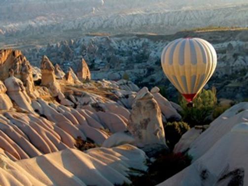 Dünya turizimcileri Kapadokya'da buluştu