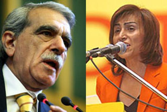 Türk ve Tuğluk ifade verdi